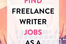 Freelance Writing Tips / A collection of tips, tricks, strategies and guides to help freelance writers start and grow their writing business.