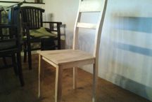 Chairs / DIY Pallet Chair