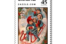 Postage stamps / by Julie-Ann Deere