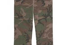 Men's Trend: Camo Pants