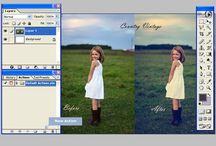 Photoshop web design