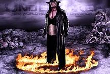 The Undertaker / The dead man of wwe the undertaker / by Zachary Amy