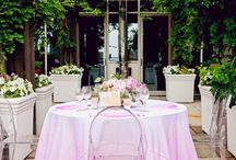 Event Decor / inspiring ideas for event decor at parties, fundraising galas, corporate events
