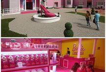 Barbie dreamhouse in Germany