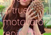 Motavator / Beautiful, funny, inspiring, creative, stylish, good at dancing and amazing girl!
