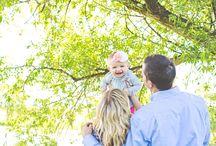 3 month family pics