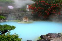 Beppu Onsen, Japan
