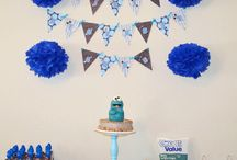 ♥ Party Theme-Cookie Monster!