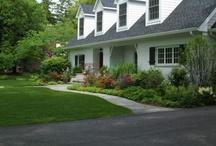 BACKYARD GOALS! / Backyard inspiration, gardening, porch DIY & backyard living.