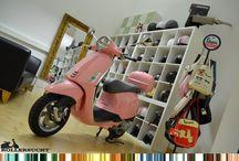 Rollersucht Vespa Custom