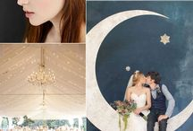 Styled Wedding - Shoot for the Moon