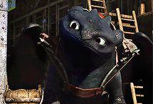 Berk dragon academy / The ultimate dragon board