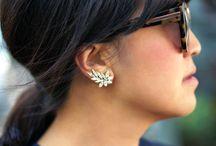 Glamorous Ear cuff