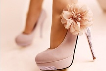 Fashionista Accessories & Shoes / by Seshalyn's Party Ideas