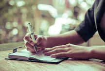 Journals, Diaries, & Journaling