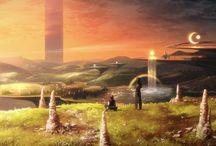 Fantasy / Fantasy Dimension...