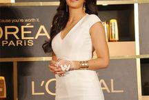 Katrina Kaif At The Launch Of Loreal In Mumbai