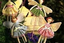 Fairies & fairy gardens