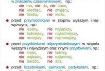 Polski. nauka