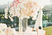 Mise en place / Table Decorations