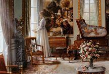 Klasik kadın resimleri