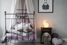 Klaras sovrum