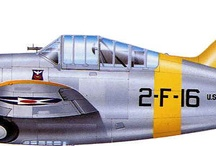 Aerei Americani II 2^ GM