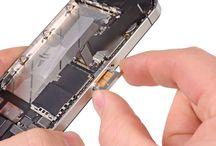 Sustitución de la tarjeta SIM de iPhone 4S / Para sustituir la tarjeta SIM de iPhone 4s, siga los pasos siguientes.
