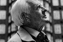 Anton Corbijn - John Le Carée / Dutch Photographer