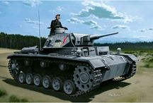 Tanques Panzer.