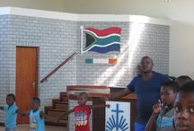 Kraaifontein March 2014 / Some pictures to illustrate what we do