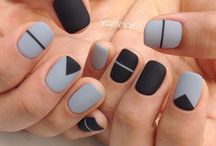 Short nailart
