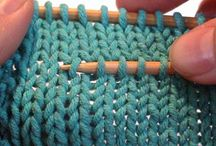 Knitting how-tos / by Laura Patterson