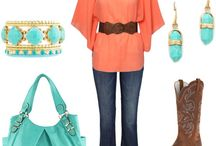 On the bright side: style for all things bright, girly, and sparkling / by Colleen Rein