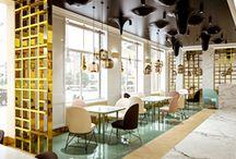 studio ideas / Ideas for retail area of studio space.