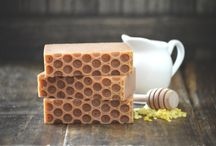 Scented Artisan Soaps