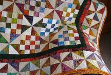 Lovely Quilts / Re-pins and quilts found online, just gorgeous designs and colour palettes we have to share with you.