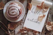 Autumn / Beautiful colors, beautiful smells, beautiful tastes, beautiful everything.