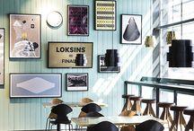 design and interior cafe idea