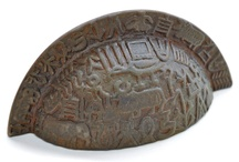 Drawer Handles Antique Bronze Finish
