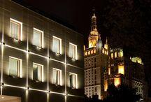 lighting facade