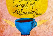 Coffee anyone? / by Flossie Dopkin