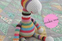 Haakinspiratie / Crochet inspiration