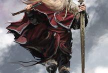 [Warrior] D&D Character