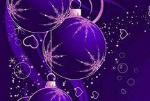 Divers purple