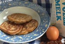 Ontbijt uit mijn keukentje / Ontbijten is gezond en dat doen we graag.... graag goedvullend! de recepten komen vanaf m'n blog http://uitmijnkeukentje.blogspot.nl/