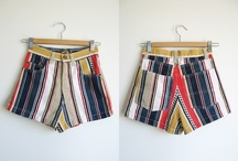 Short obsession. / My unhealthy and sometimes inappropriate obsession with shorts and short-shorts.