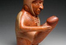 Moche ceramics