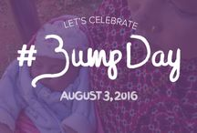 #BumpDay 2016 / Why post on #BumpDay? To support moms and babies around the world, and raise awareness about the importance of maternal health care. Because healthy futures start with healthy beginnings! Post your bump with #BumpDay, and visit www.bumpday.org for more info!