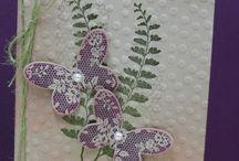 vlinder kaarten